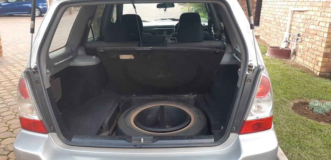 2007 Subaru Forester XT 2.5 litr