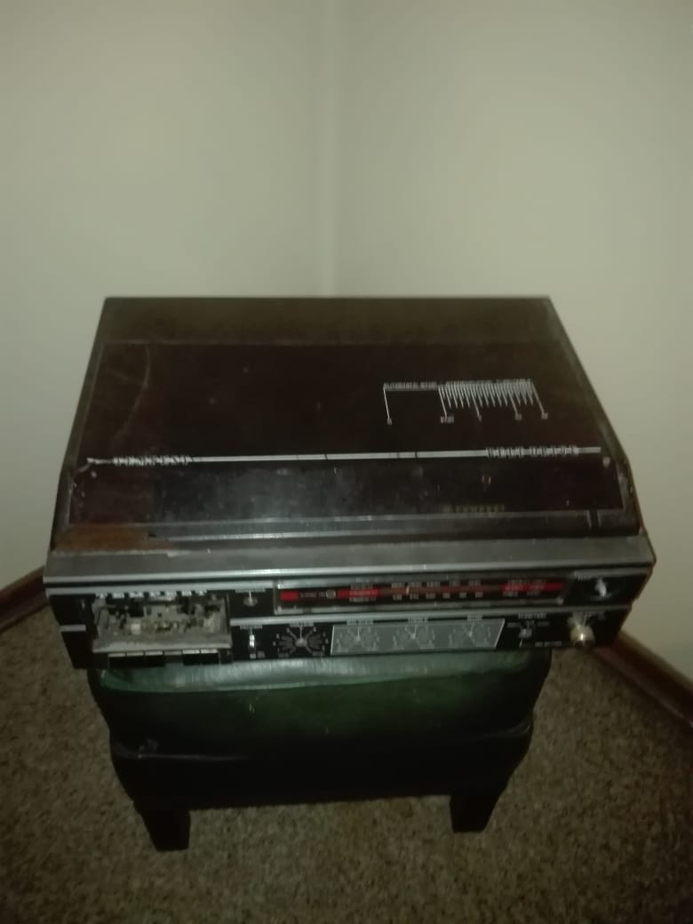 Old Records player