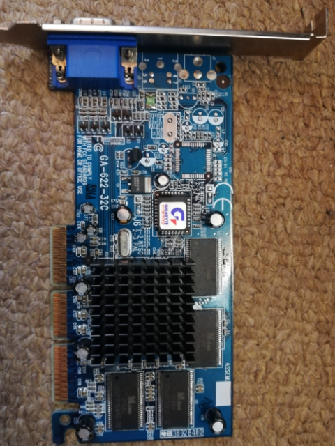 P4 Mecer desktop old legacy pc, No power supply unit - for sale as is