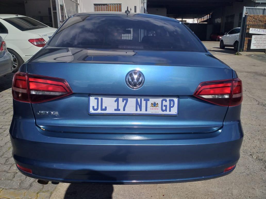 2018 VW Jetta 1.6
