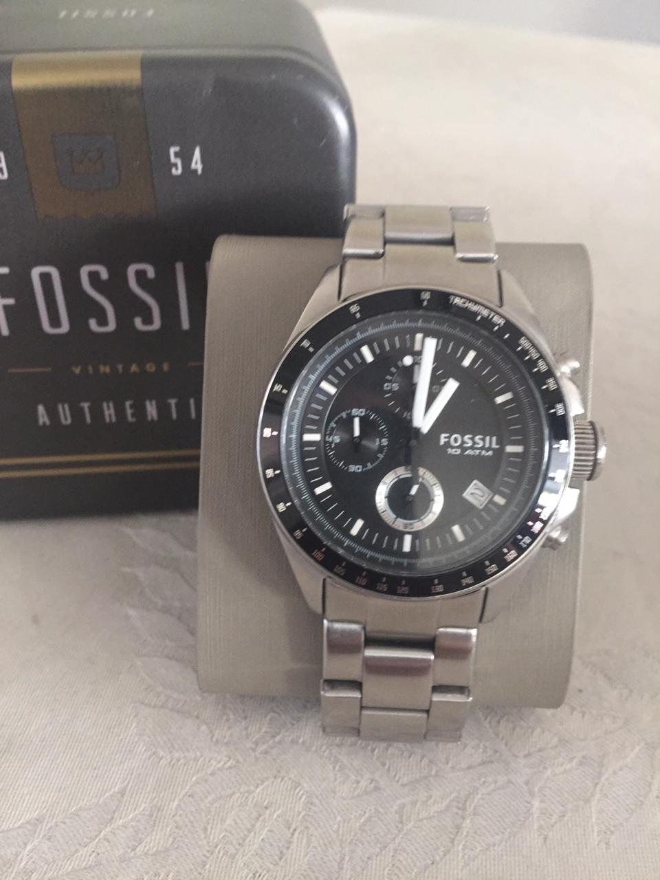 FOSSIL LADIES & GENTS WATCHES FOR SALE