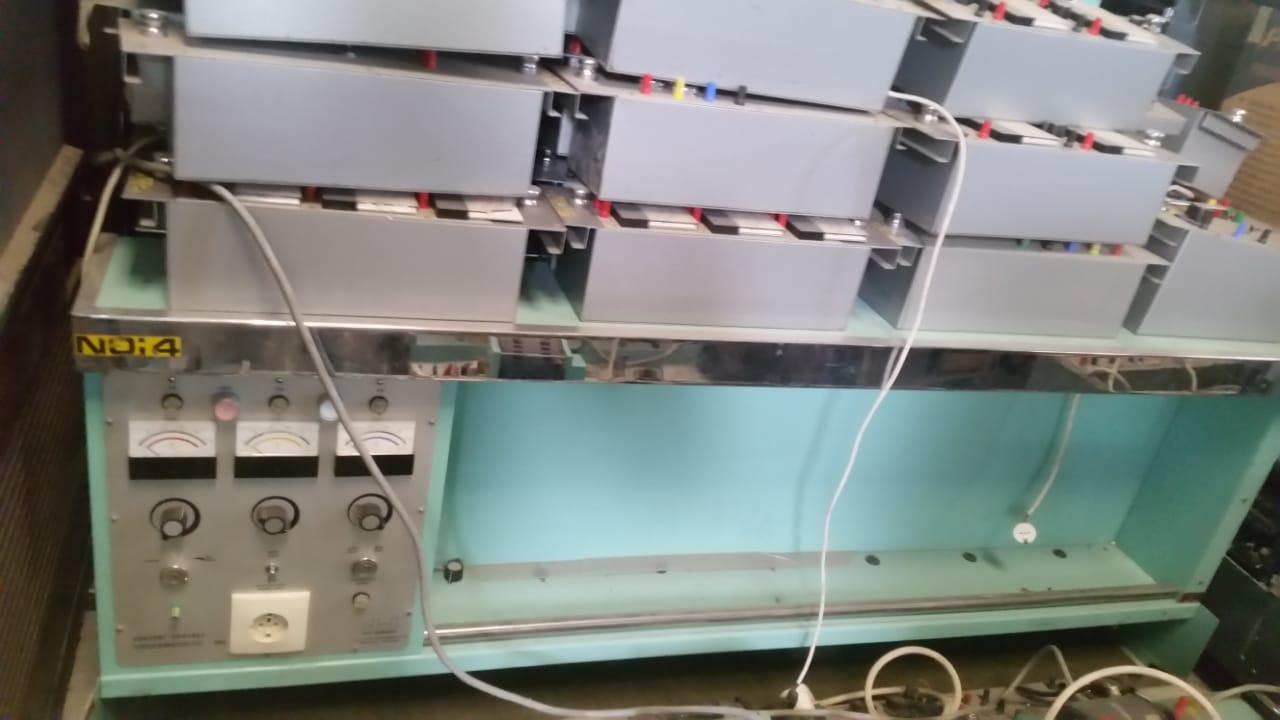 Electrical analog testing unit R167000