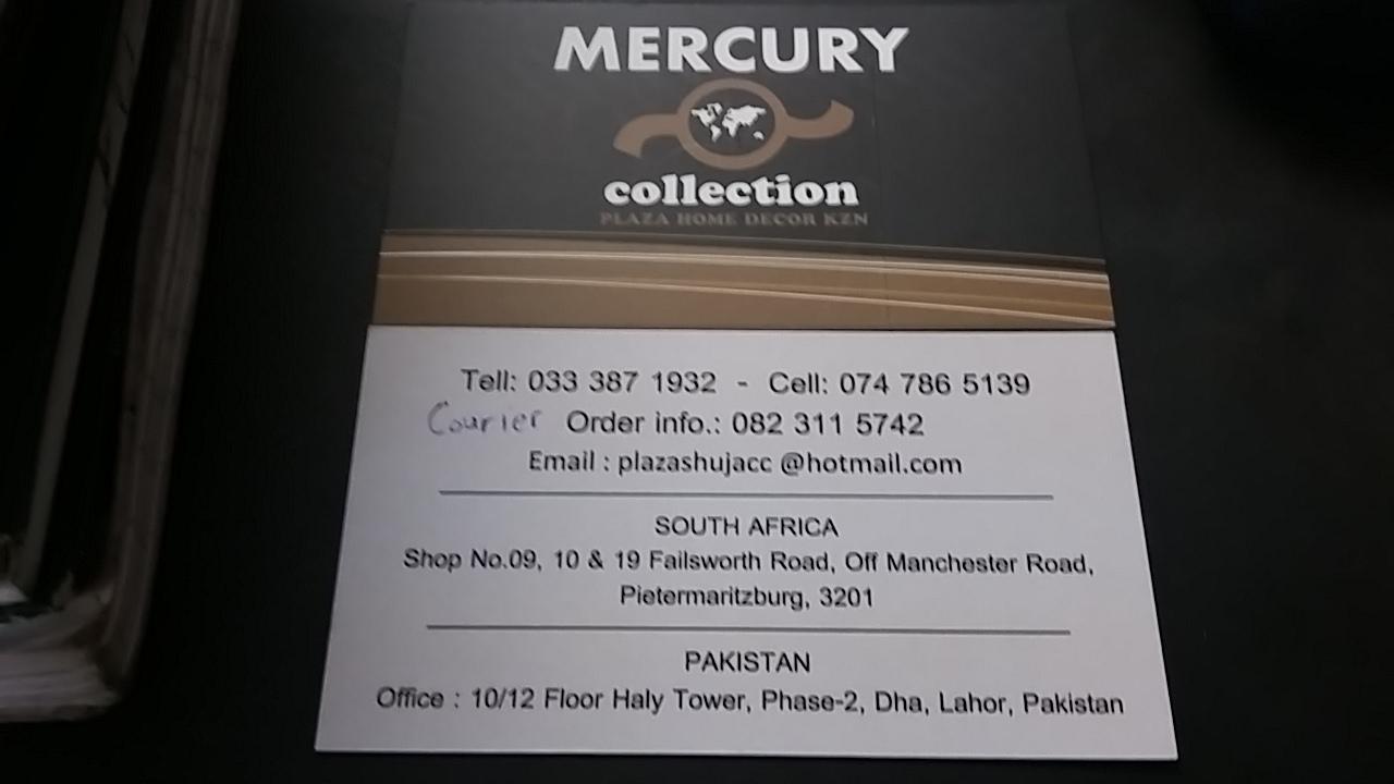 Mercury bed linenmanufactures
