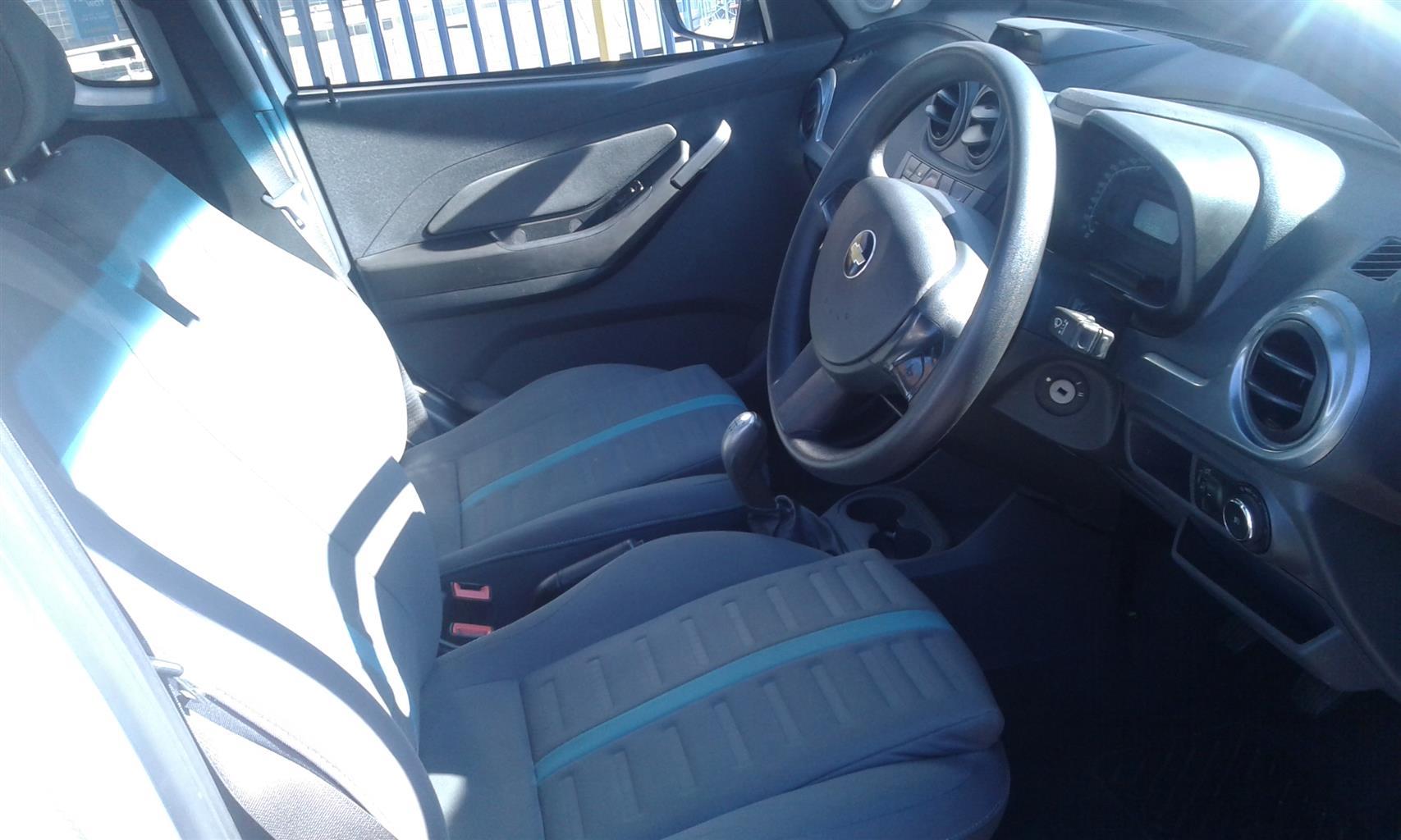 2015 Chevrolet Utility 1.8 Sport