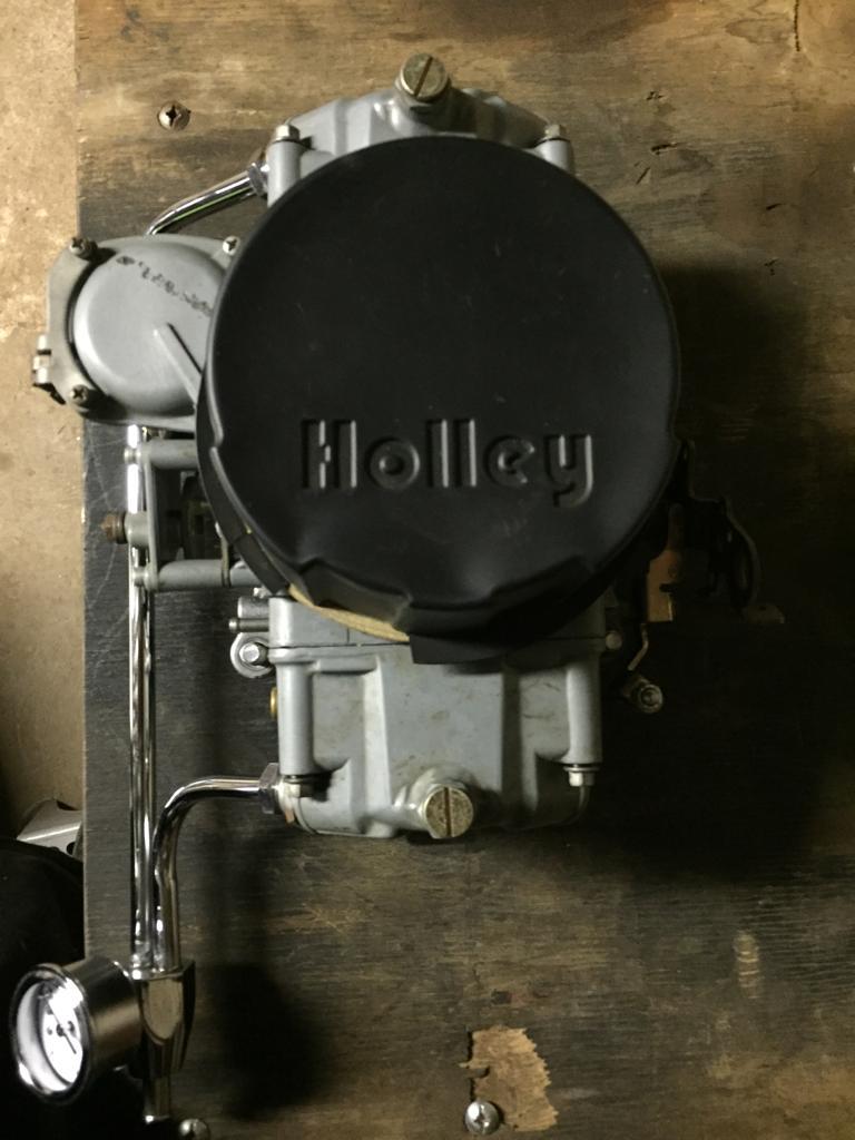 750cfm holley carb
