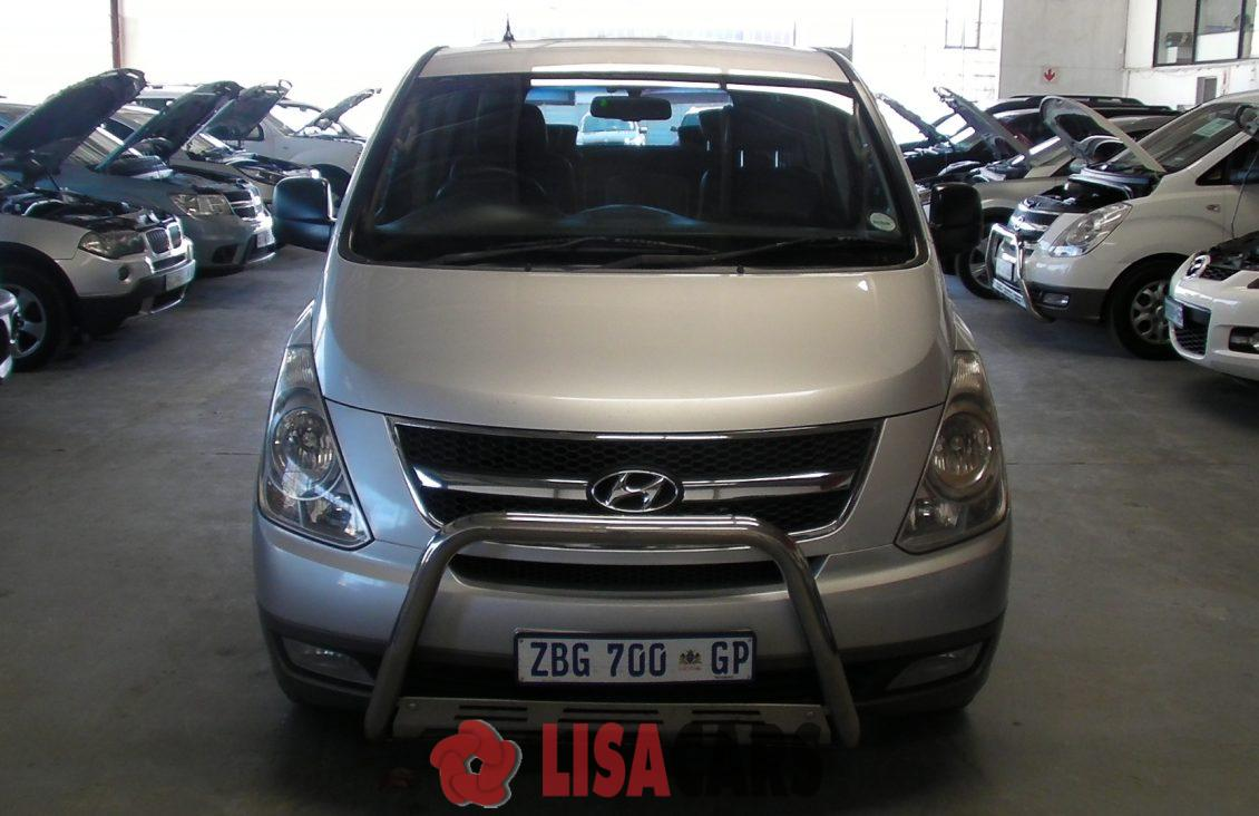 2010 Hyundai H1 H 1 2 5CRDi wagon GLS | Junk Mail