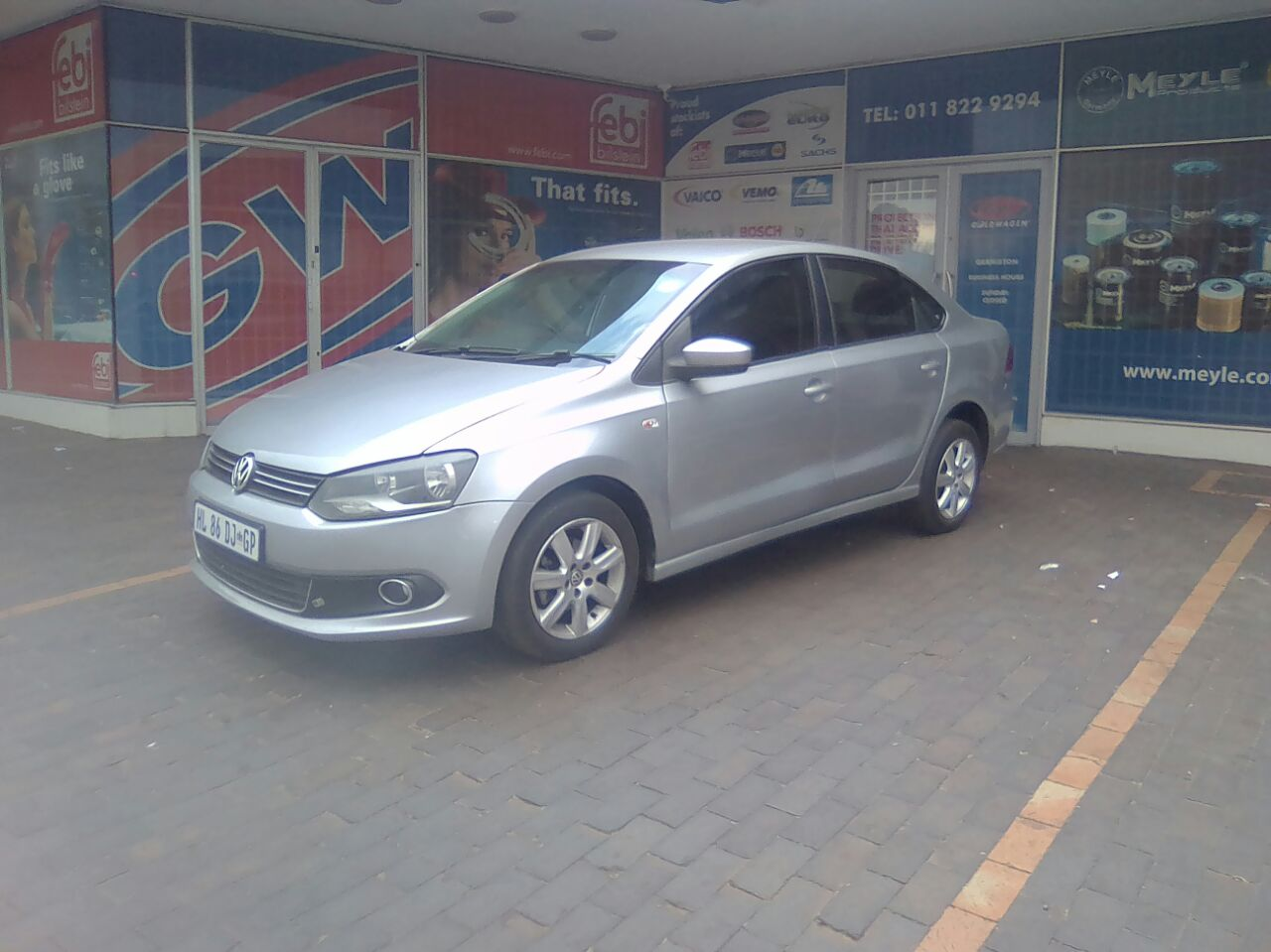 2012 VW Jetta 1.6