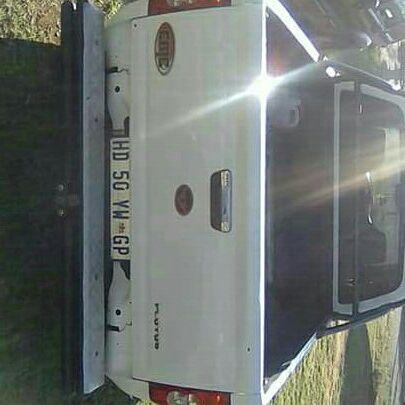 2012 CMC Plutus 2.2 double cab