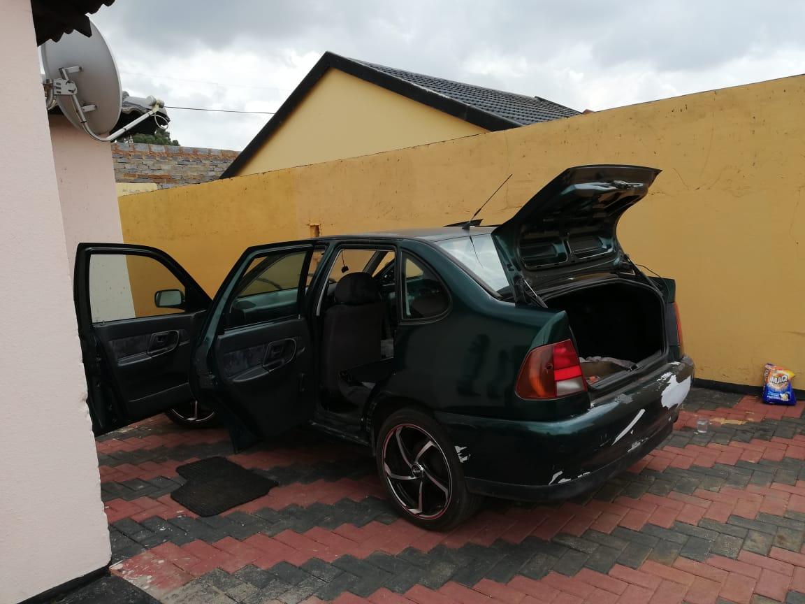 1997 VW Polo Classic
