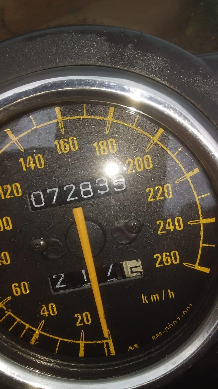 2005 BMW R1100