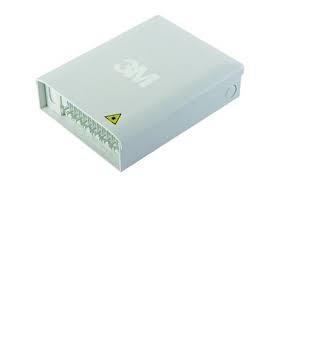 PVC fiber optic splice boxes /enclosures and TFO B300splice domes for sale.