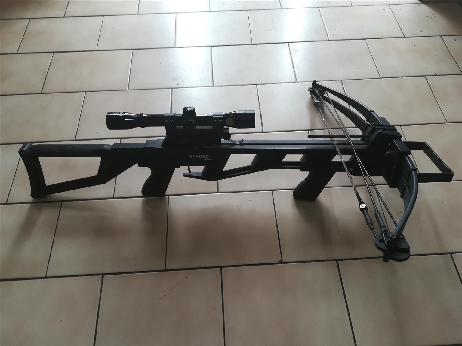CrissbowCrisbow MK III Quadro 2000
