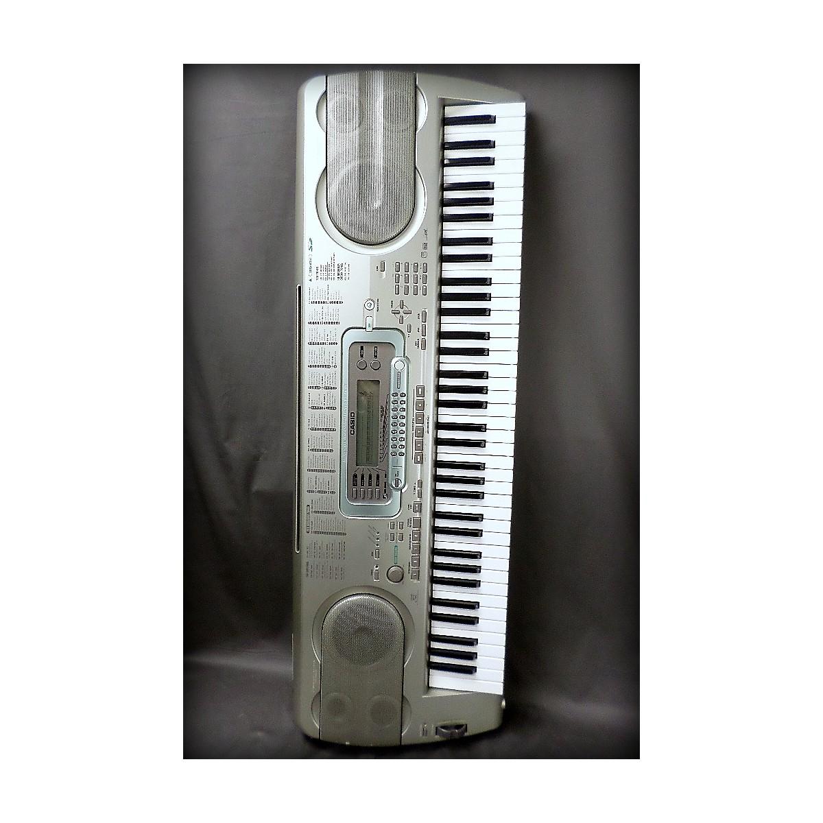 kasio wk3300 piano/  stand