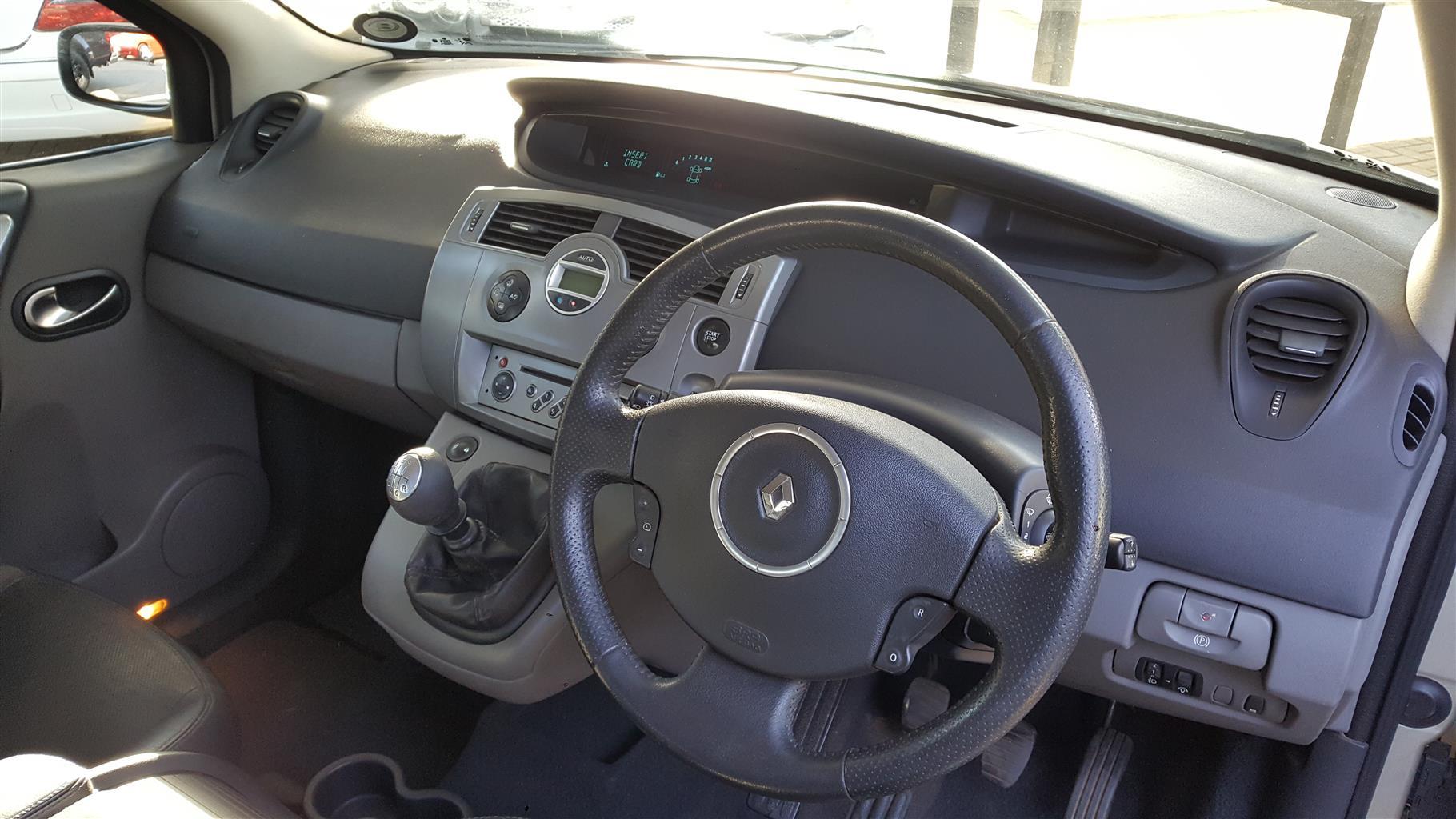 2007 Renault Scénic 1.9dCi Dynamique Plus