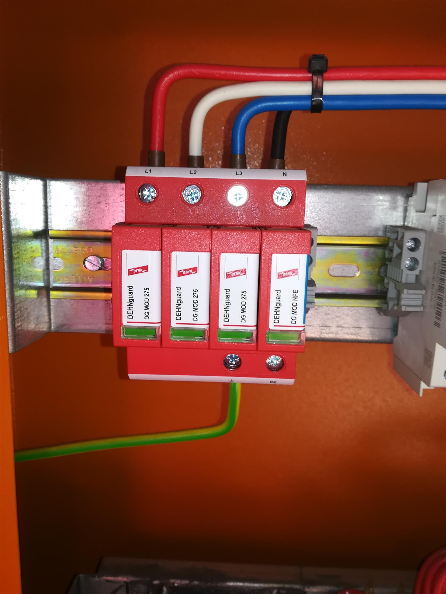 Electrical DB Box