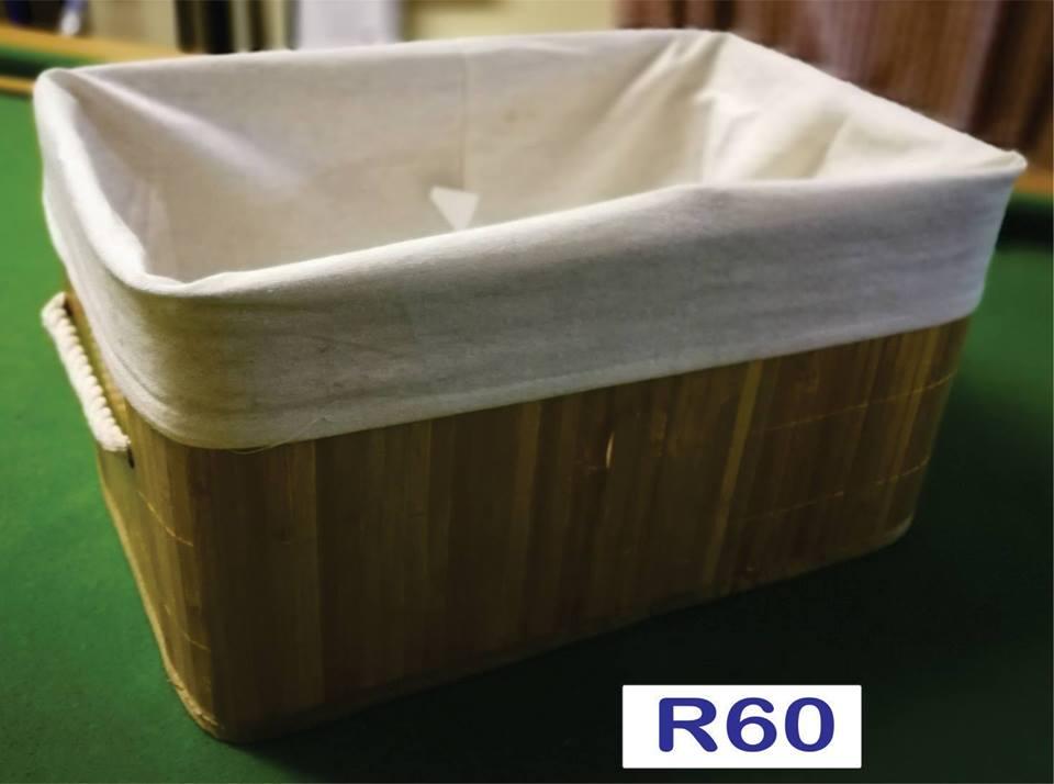Wooden picnic basket for sale