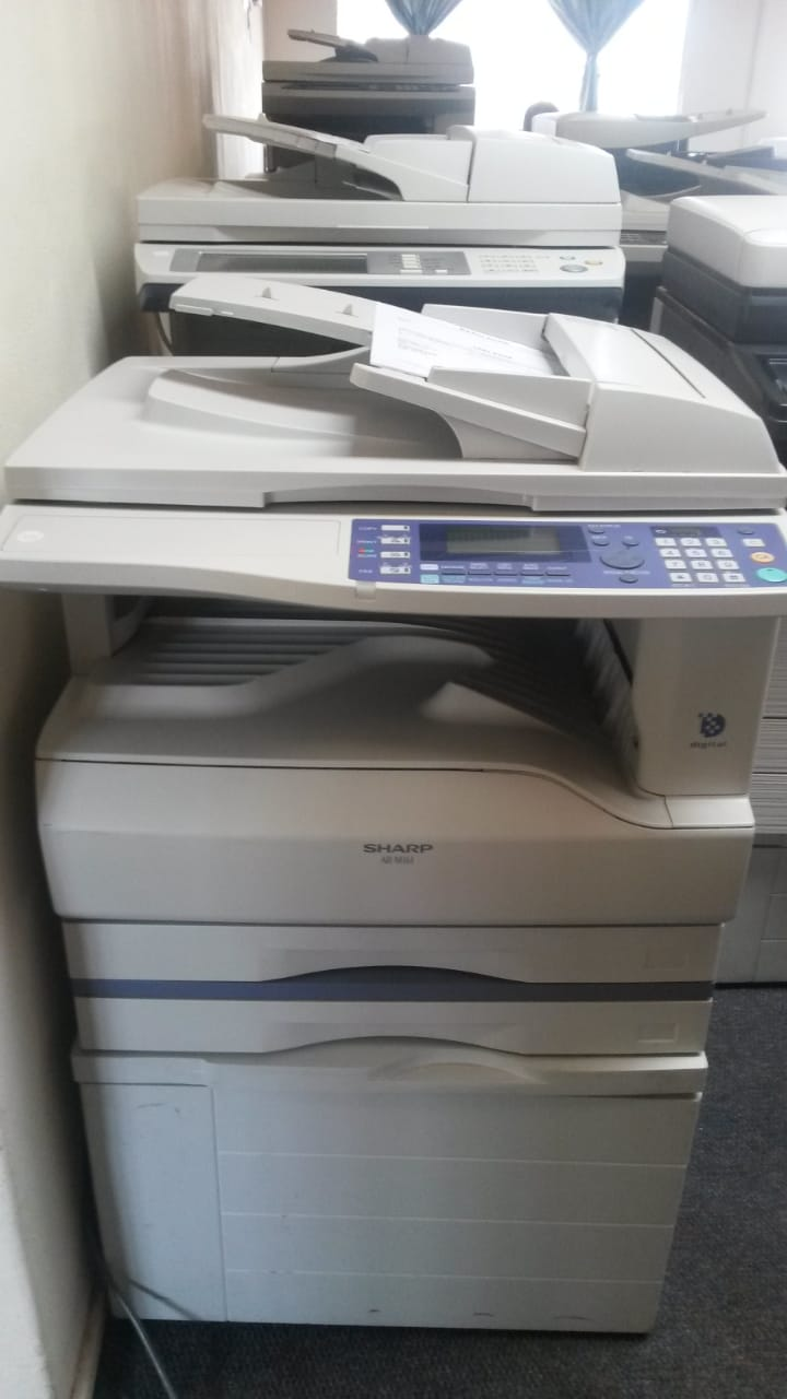 computers and printers