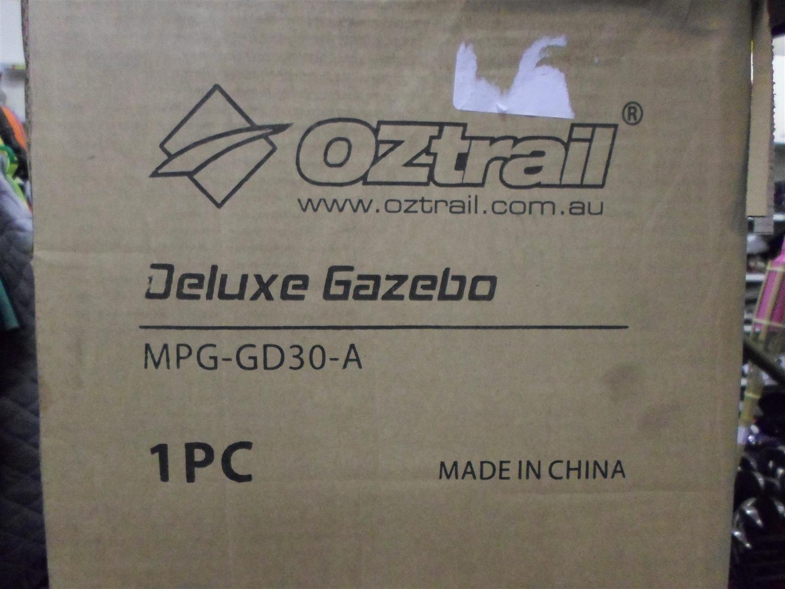 3x3m OZtrail Deluxe Gazebo