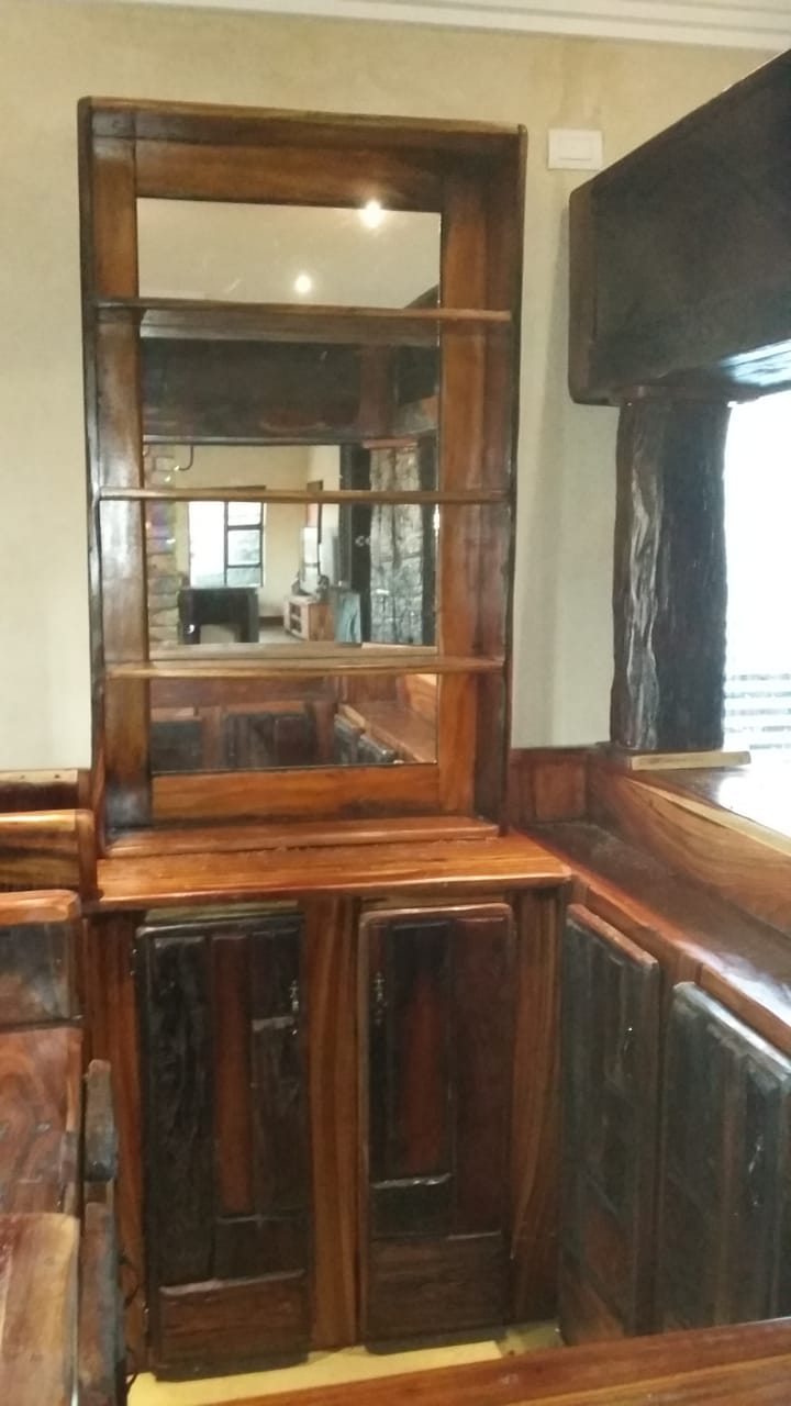 Sleeper wood furniture available