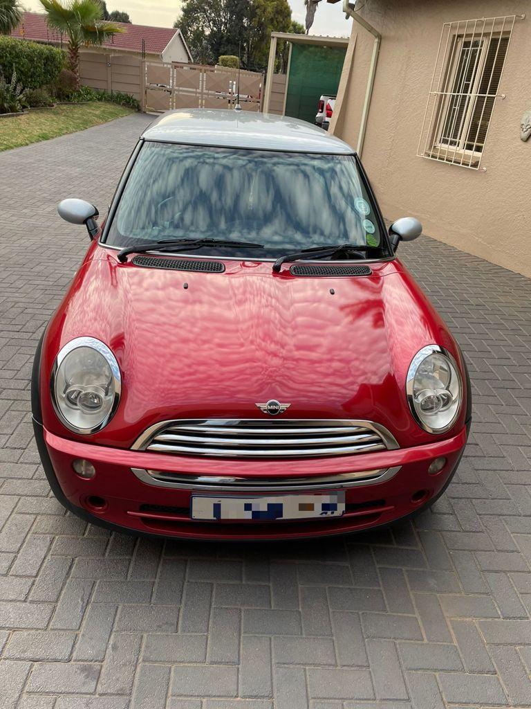 2006 Mini Cooper 7 Edition 1.6 5 spd manual