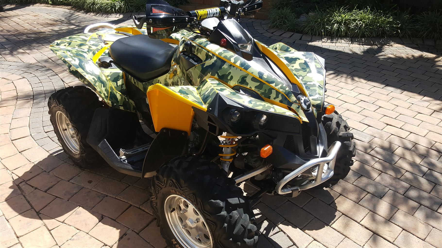 2007 Can-Am Renegade 800 | Junk Mail