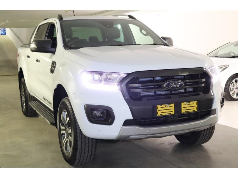 2017 Ford Ranger double cabRanger double cab