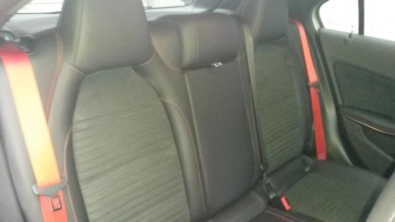 2016 Mercedes Benz A Class A250 Sport