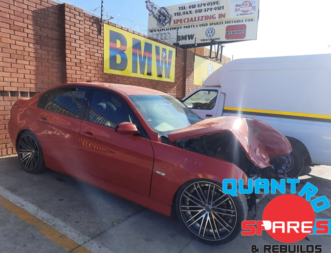 Bmw 3 series e90 2005 n46 320i stripping for spares
