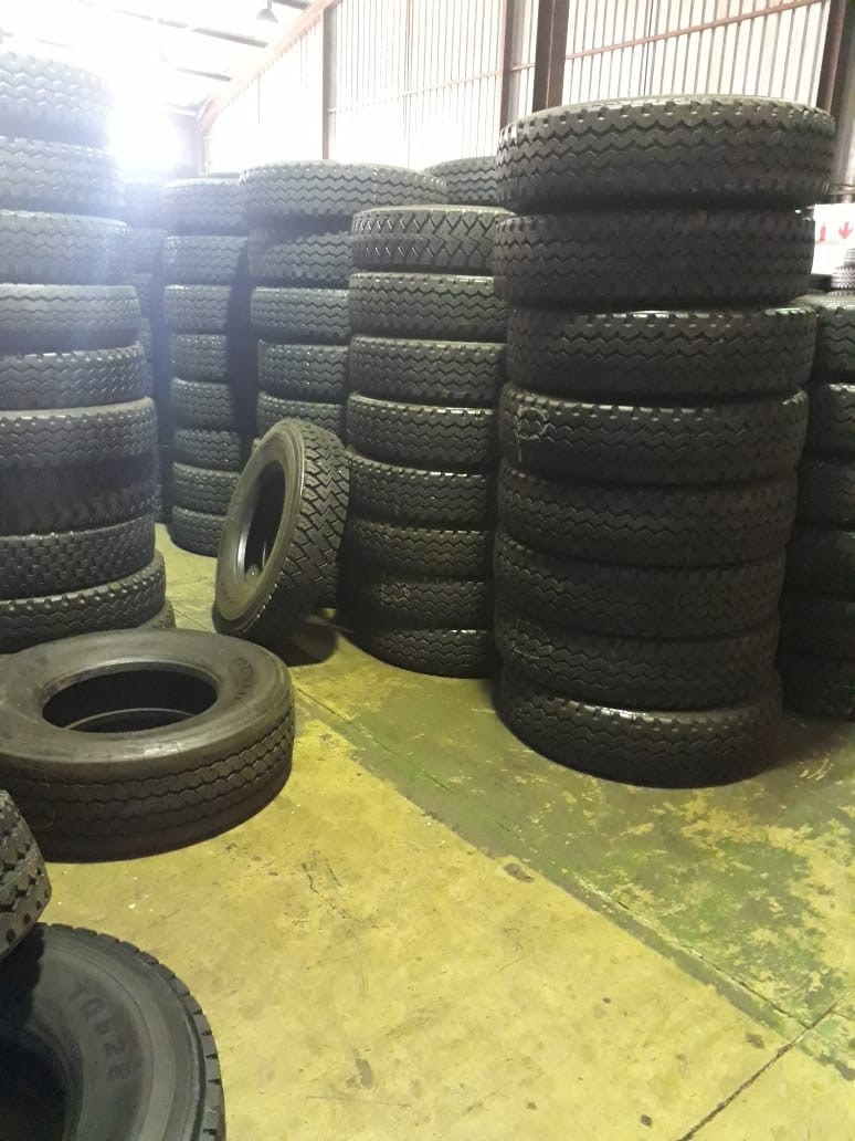 315/80R22.5 Second Hand Tyres For Sale