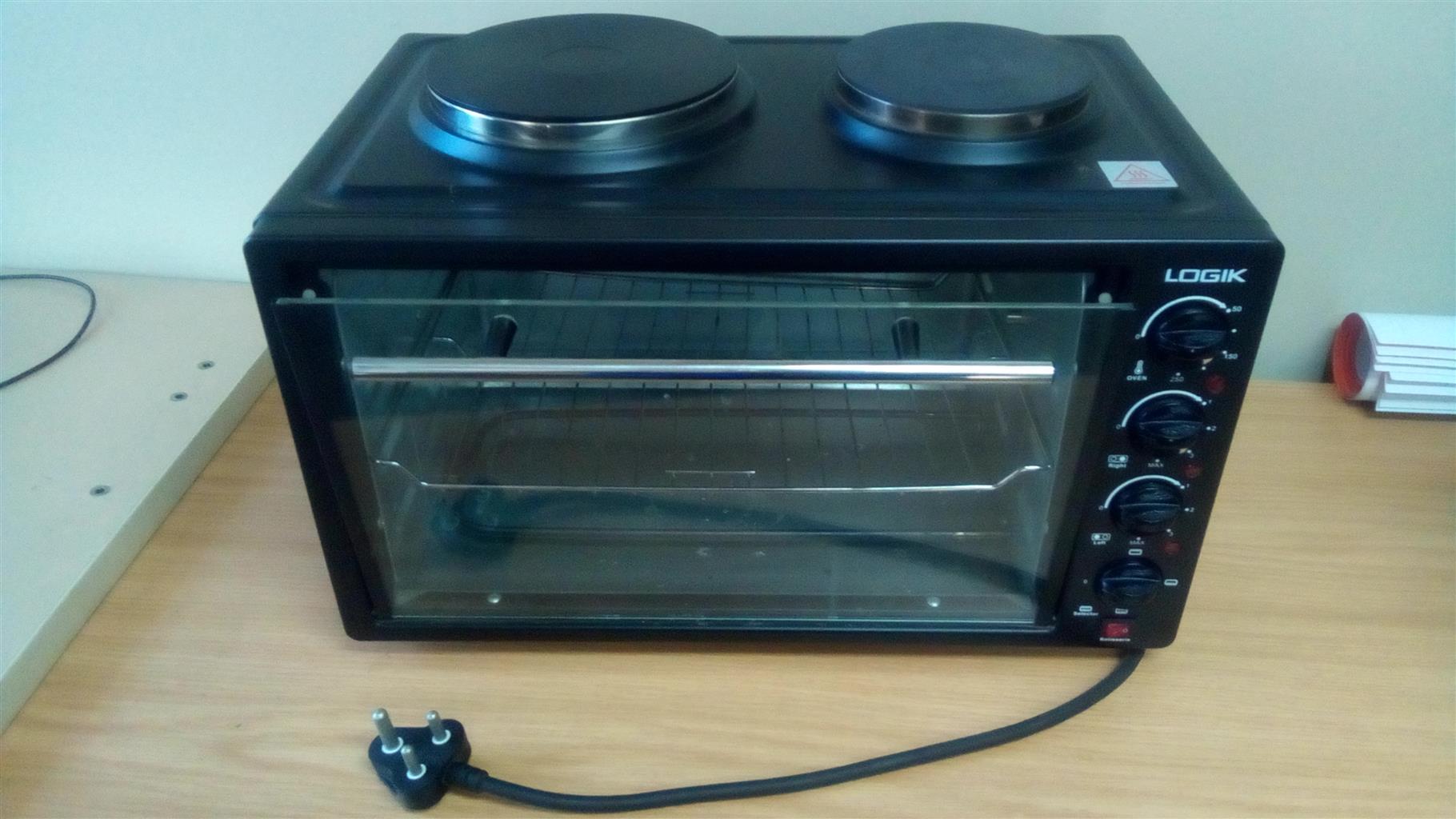 Logik Compact Stove and Oven