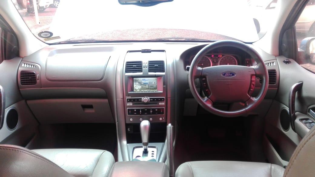 2005 Ford Territory 4.0 TX