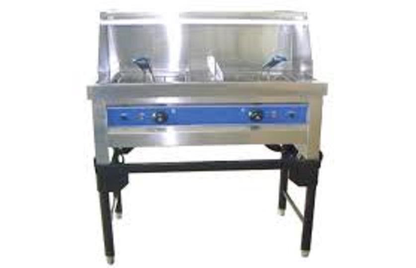 NEW Spaza Fryer 12L x 2/ Gas