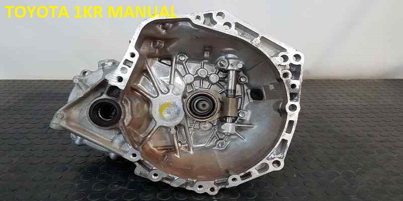 TOYOTA 1KR MANUAL GEARBOX FOR SALE