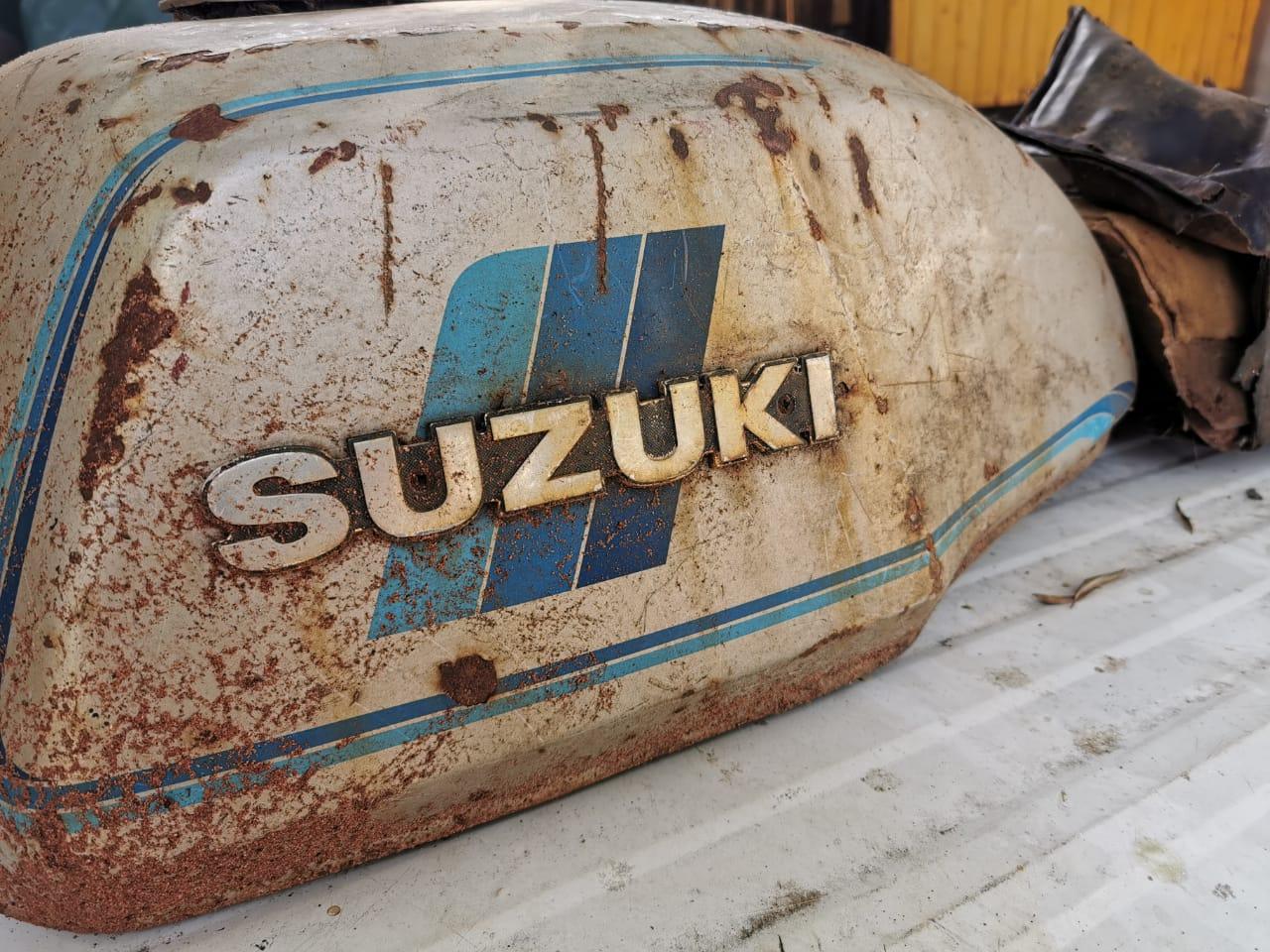 Suzuki GXS 1981