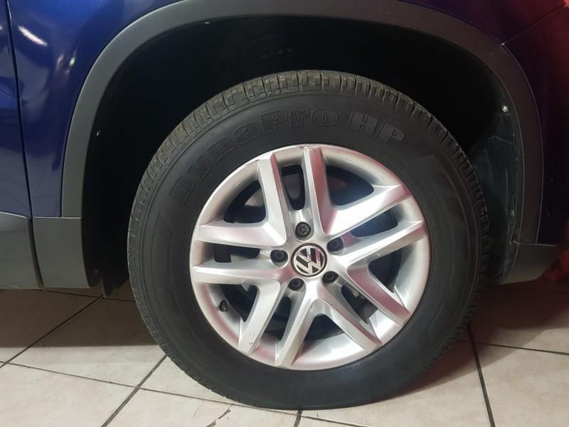 2009 VW Tiguan TIGUAN 1.4 TSI COMFORTLINE (92KW)