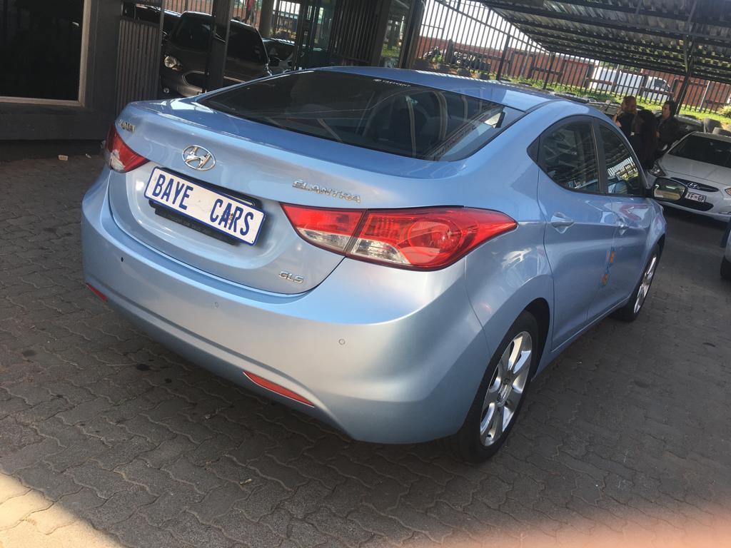 2013 Hyundai Elantra 1.8 Executive auto