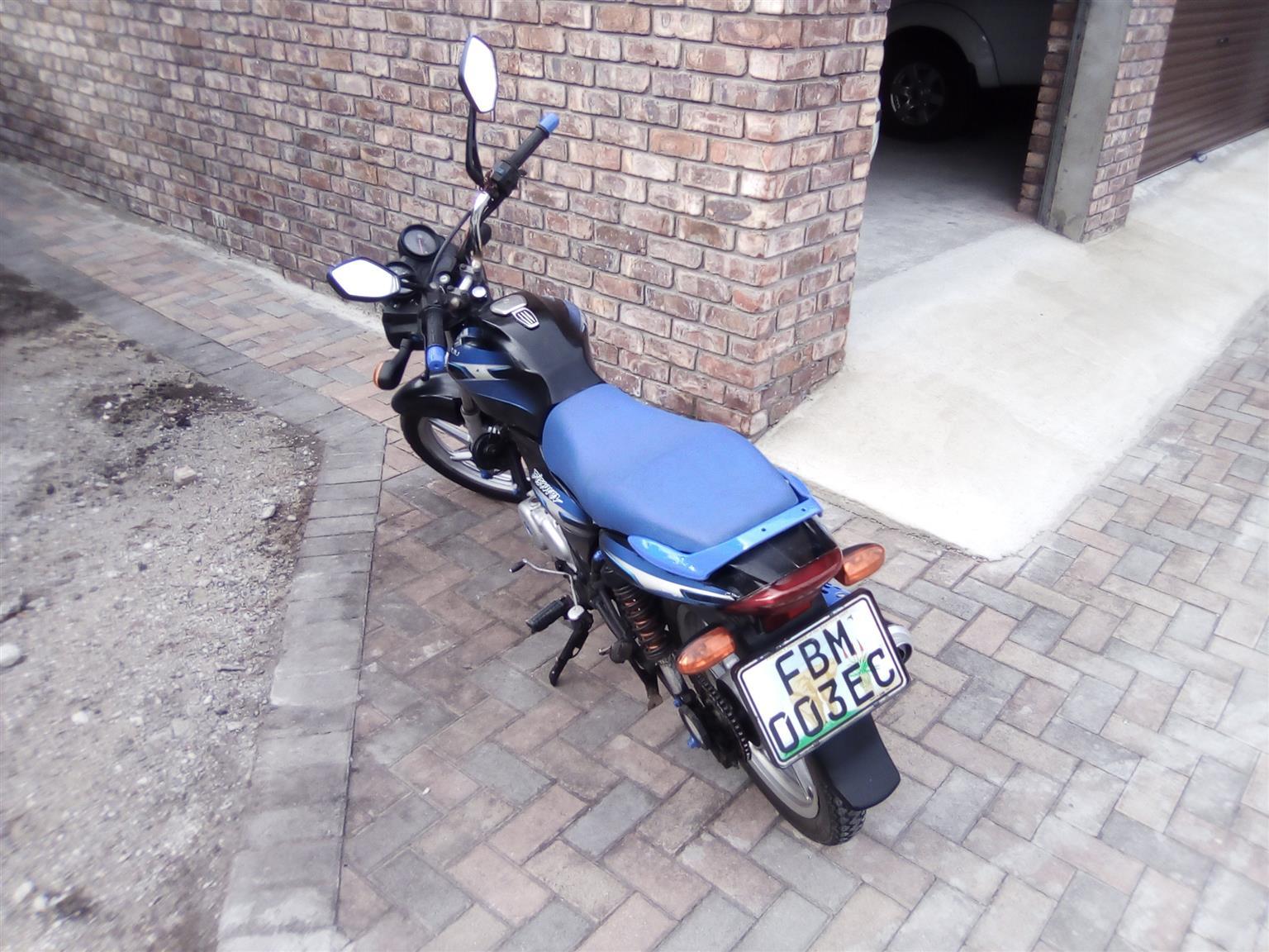 Bajaj 124cc for sale
