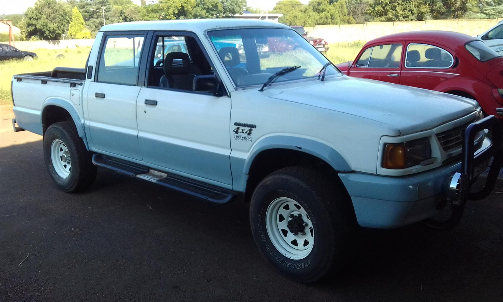 1994 Ford Courier