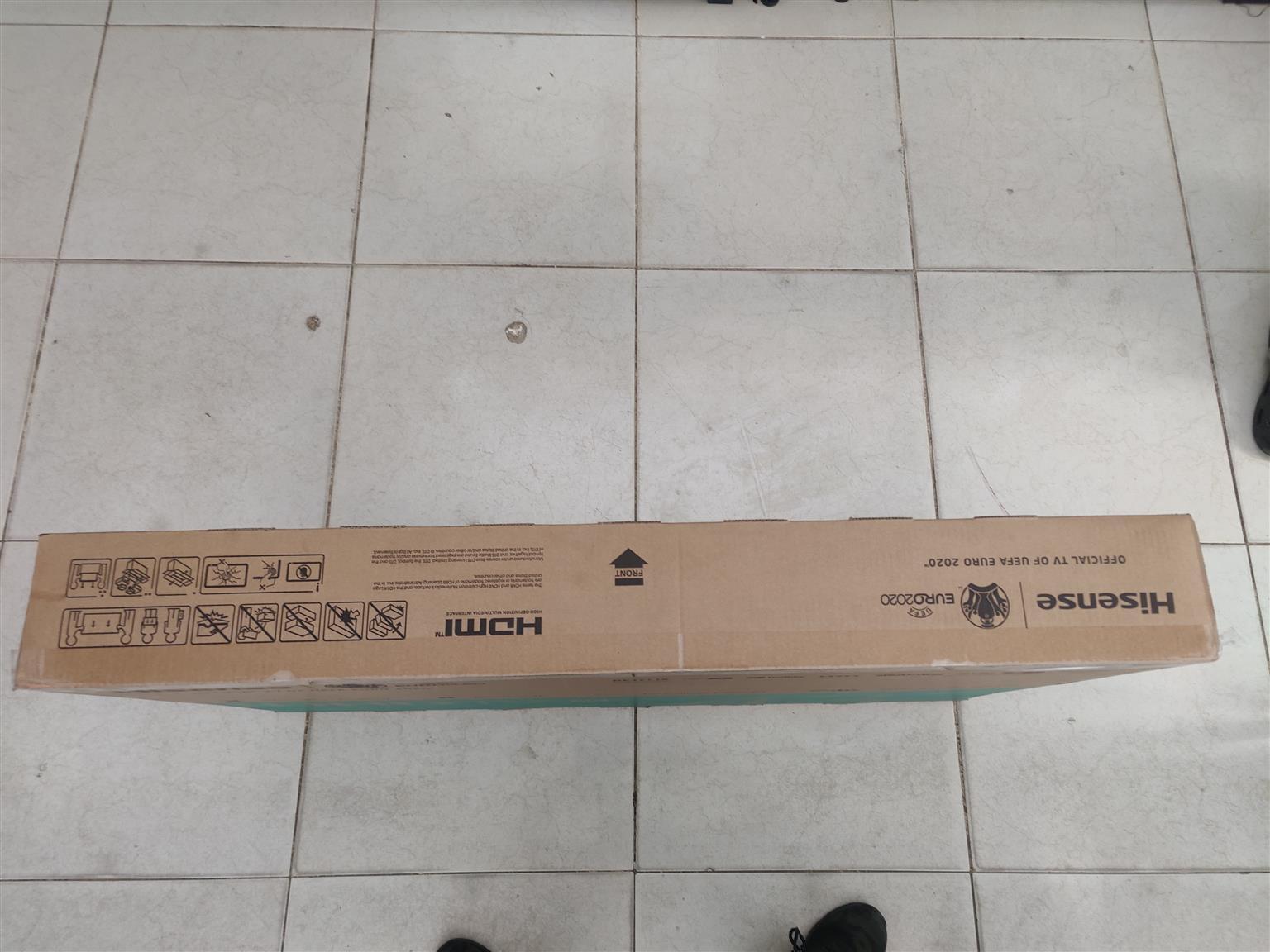 Hisense 43 inch uhd smart tv 7 series brand new sealed
