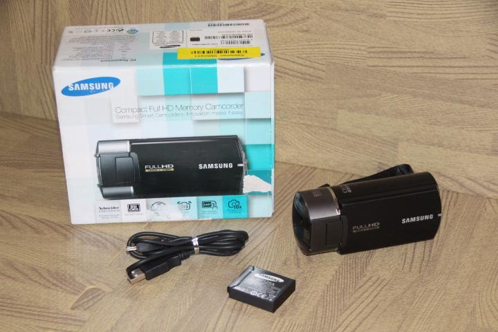 Samsung Q10 HD Handycam