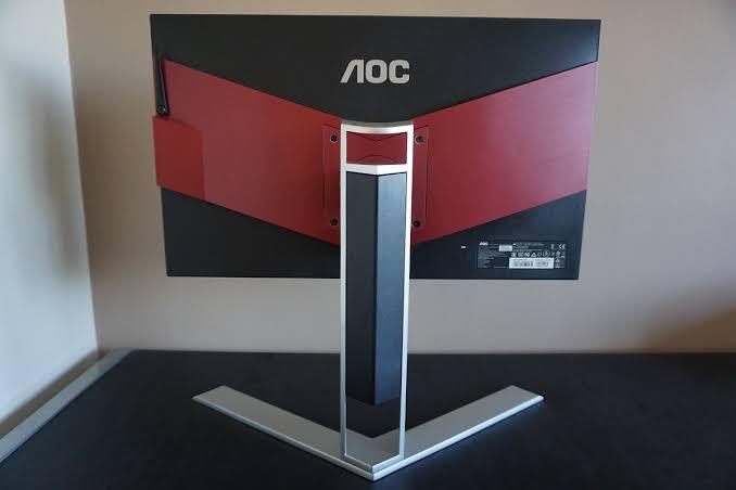 AOC Agon AG241QX 1440p 144hz gaming monitor
