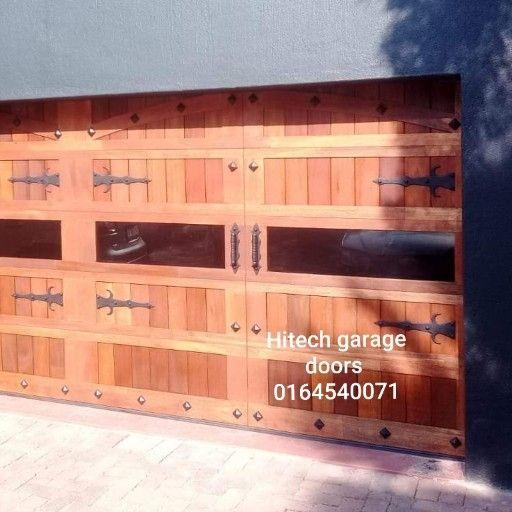 hi tech Garage doors and motors