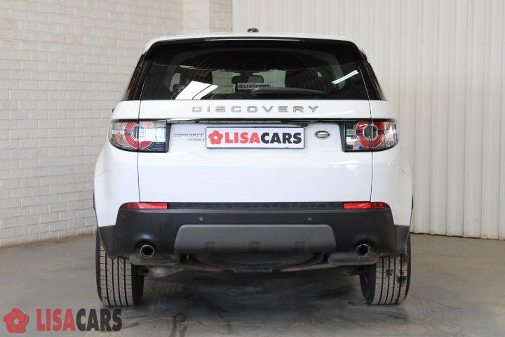 2016 Land Rover Discovery DISCOVERY 2.0 S
