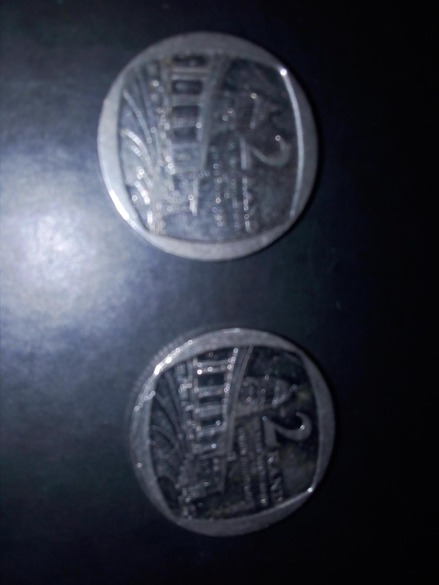 Two R2 Union building 2013 coin for sale | Junk Mail