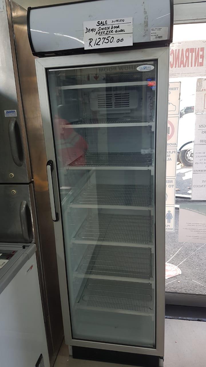Demo Single Door Freezer - BBRW