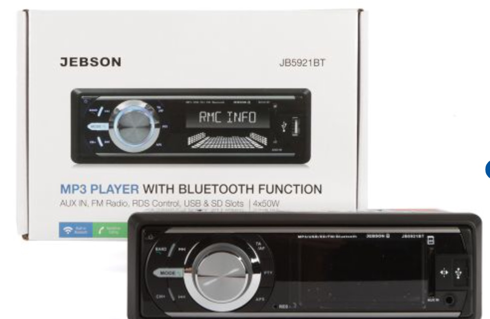 mp3 player with auxiliary output