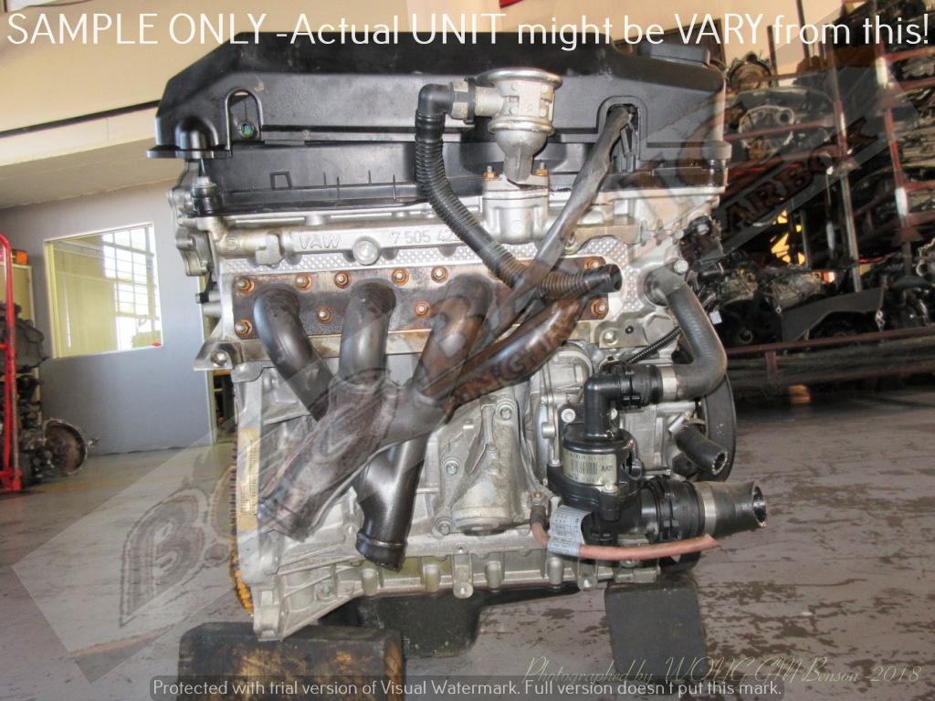 BMW N42B20AB -2.0L EFI 16V Engine -318Ti E46