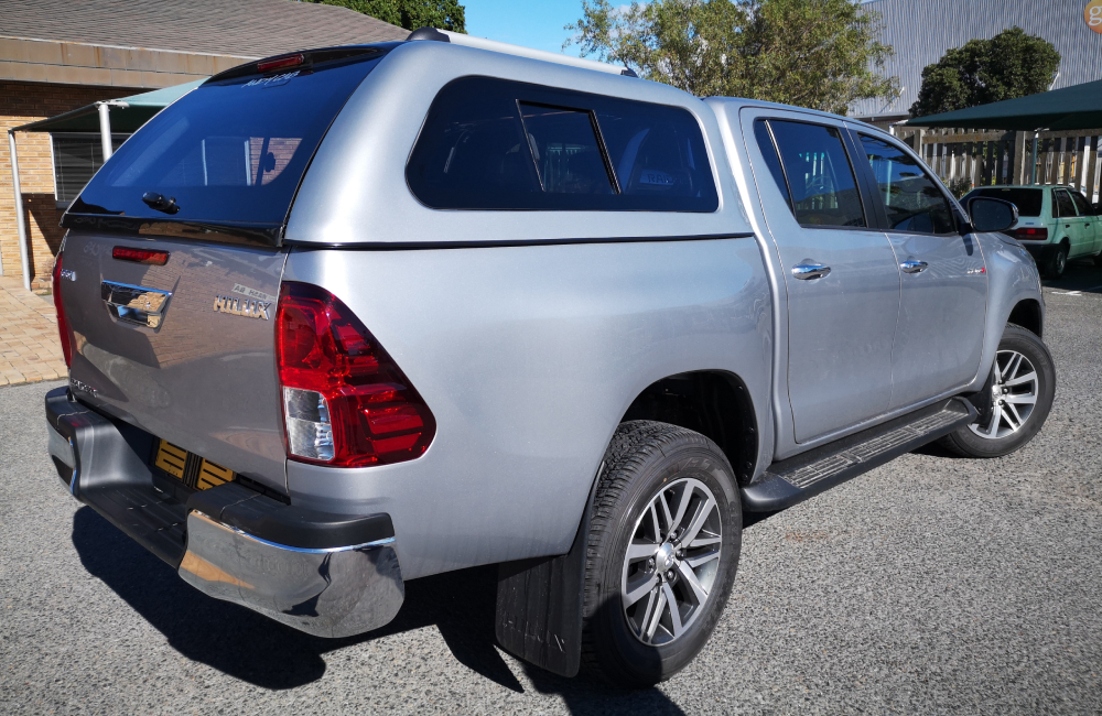 TOYOTA HILUX GD6 DC NEW ANDYCAB PLATINUM CANOPY FOR SALE