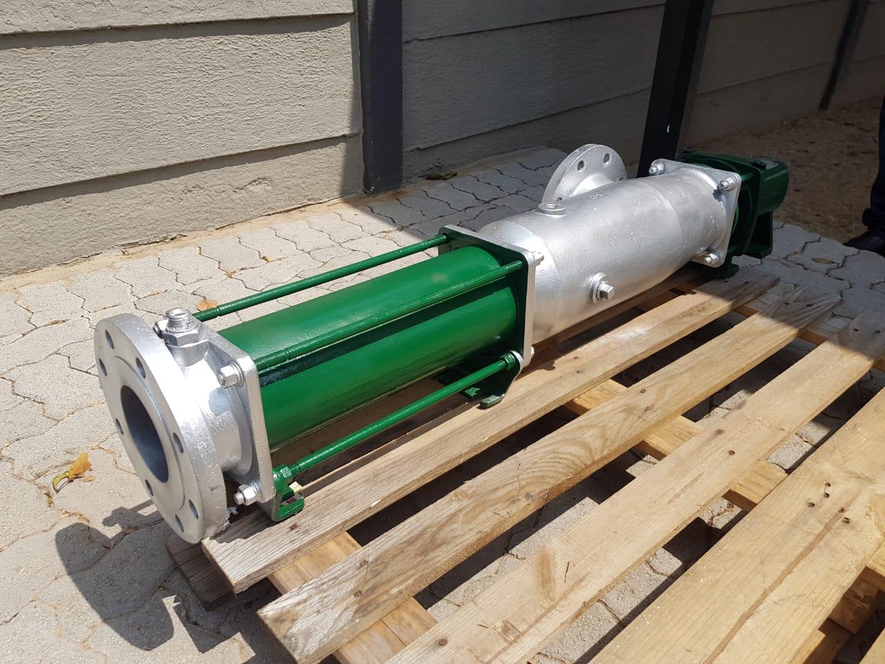Mono Type Pumps - Roto Pump   Junk Mail