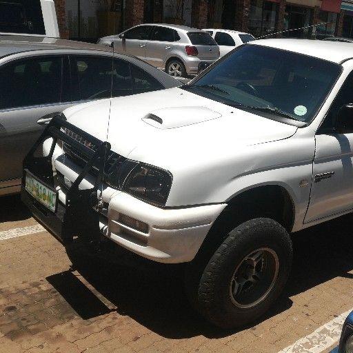 2005 Mitsubishi Colt 2800TDi Clubcab
